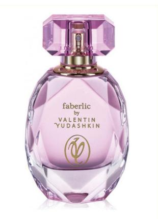 Парфюмерная вода by valentin yudashkin rose/ faberlic  65мл.