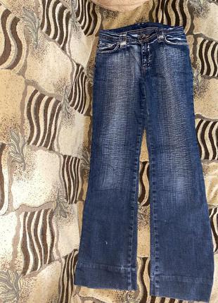 Новые клешевые джинсы глория джинс 27 28 29