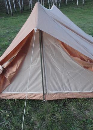 Палатка армии Франции Desert.Новая 2-х местная.Оригинал 100%