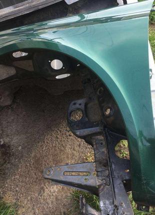 Б/у крыло левое Renault Laguna 2, 8201094793 , цвет NV926, Рено Л