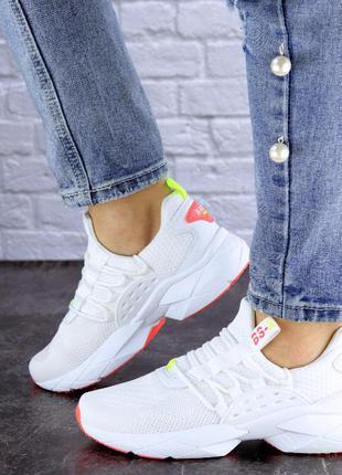 Новые женские кроссовки, белые, весна, лето, осень, р. 36-41, YAF