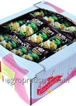 Халва конфета с ароматом ванили