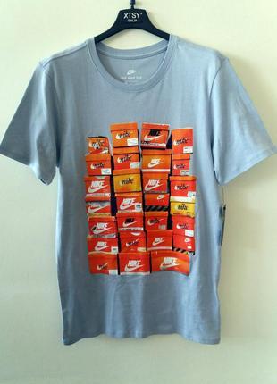 Оригинальная мужская футболка NIKE - Топ качество!!!