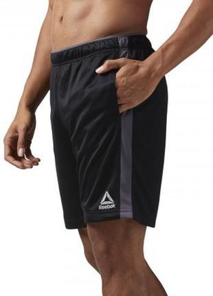 Оригинальные мужские шорты Reebok Workout Ready Knit
