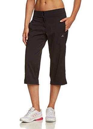 Оригинальные штаны капри от adidas