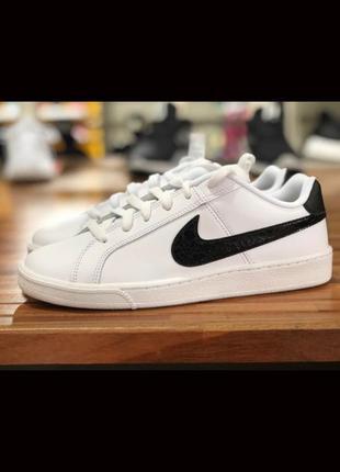 Оригинальные новые белоснежные Nike Court Royale - Топ качество!
