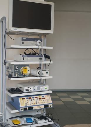 Лапароскопия(Оборудование и инструментарий).Ремонт Оборудования