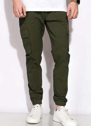 Стильные брюки с карманами, карго.