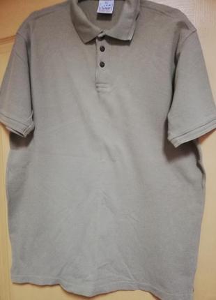 Мужская футболка поло screen stars размер l