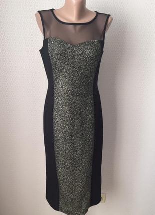 Новое (с этикеткой) нарядное платье от yessica (c&a), размер s...