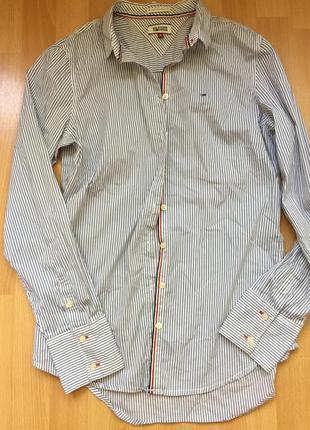 Tommy hilfiger рубашка р.s