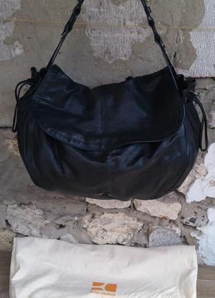 Boss hugo boss сумка оригинал 41*38*19 натуральная кожа