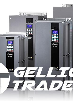 Частотные преобразователи Delta Electronics