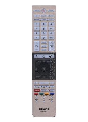 Пульт универсальный Toshiba RM-L1328 для LCD/LED TV