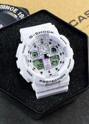 Casio G-Shock GA-100. Наручные часы Мужские-Женские
