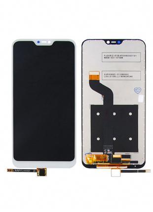 Дисплейный модуль Xiaomi Redmi 6 Pro, Mi A2 Lite M1805D1SG white