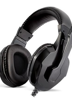 Стереонаушники с микрофоном REAL-EL GDX-7200 обеспечивают воспрои