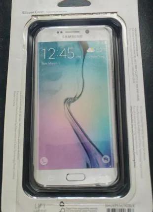 Брендовый чехол Verizon для Samsung S6 Edge