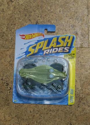 Машинка Hot Wheels Splash Rides Croc Rod