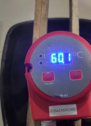 ТЭН с термостатом MEL 1030 3кВт 230В Нагревательный модуль тен
