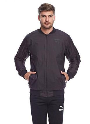Бомбер куртка puma pace bomber