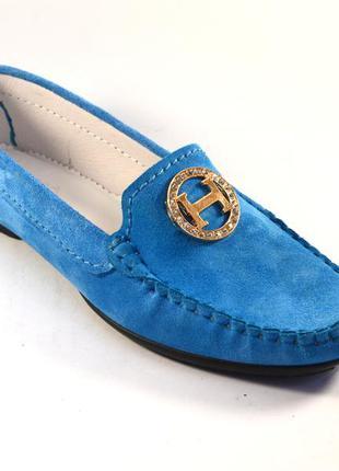 Мокасины женская обувь больших размеров rosso avangard