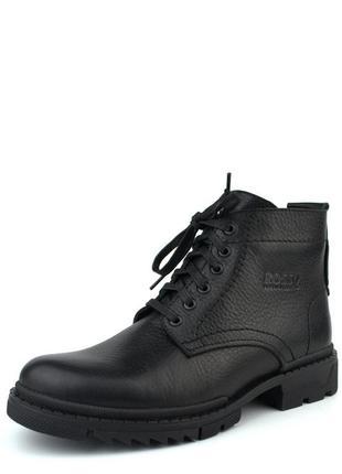 Зимові черевики ручної роботи взуття для чоловіків з натуральн...