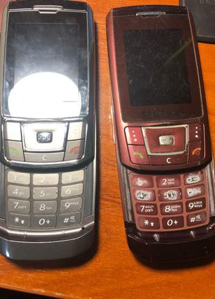 Samsung SGH-D900I на запчасти
