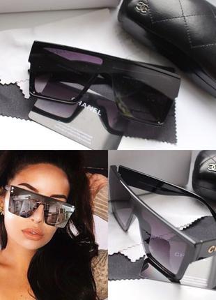 Новые очки в стиле Шанель