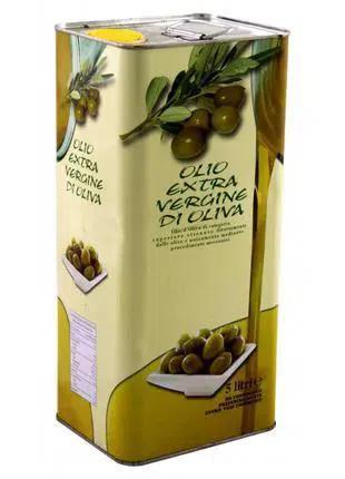 Оливковое масло холодного отжима Olio Extra Vergine Di Oliva 5л