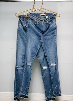 Женские стрейчевые джинсы американки