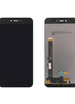 Дисплейный модуль Xiaomi Redmi Note 5A Standart, Y1 Lite black