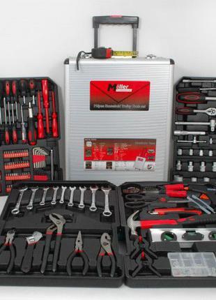 Большой набор инструментов Moller Prof 715 единиц инструменты ...