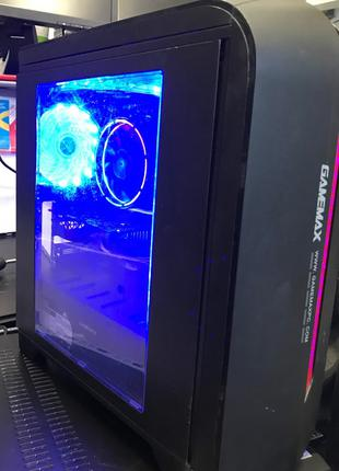Ігровий комп Intel i7 2600K 16Gb 240 SSD 750 HDD Nvidia GTX 1070