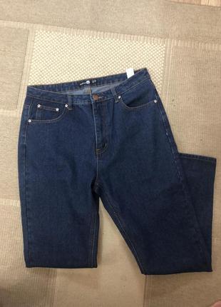 Плотные джинсы boohoo, новые!