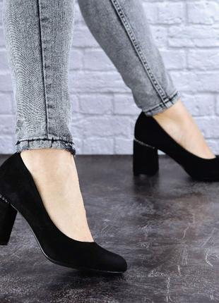 Туфли женские  на низком каблуке Isabelle