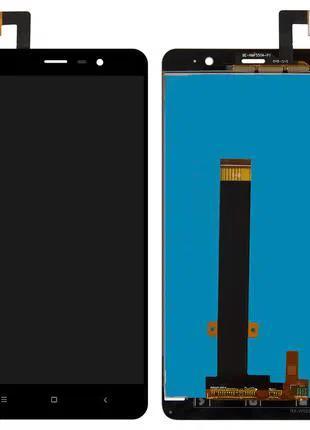 Дисплейный модуль Redmi Note 3 Special Edition (149*73mm) black
