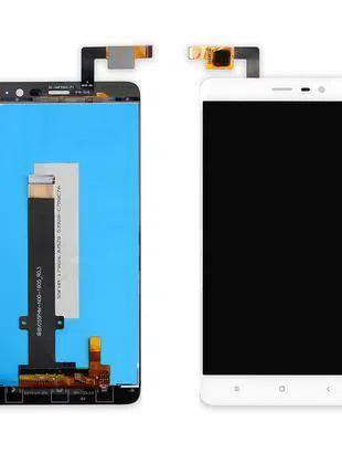 Дисплейный модуль Xiaomi Redmi Note 3, Note3 Pro (147*73mm) white