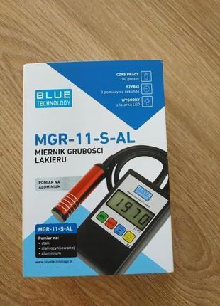 Толщиномер MGR-11-S-AL