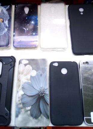 Чехлы на Xiaomi+Meizu