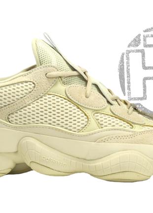 Мужские кроссовки adidas yeezy 500 super moon yellow db2966