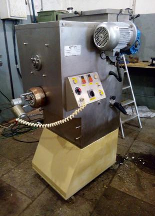 Итальянский пресс для производства макарон 50 кг/час Saima б/у