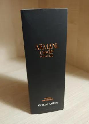 Giorgio Armani Code Profumo 200 мл