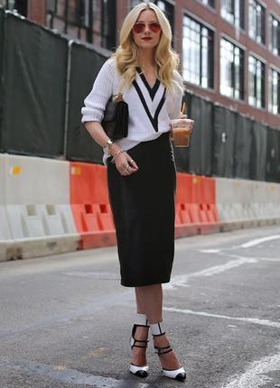 Vip!шикарная юбка из 100 % кожи/юбка кожаная/юбка/кожаная юбка
