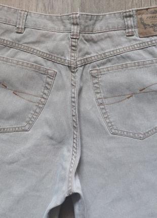 Джинсовые мужские шорты Roxdale 36