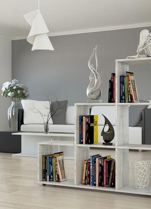 Полка для книг, стеллаж для хранения