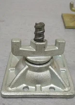 Барашковая шарнирная гайка (суперплита) для опалубки