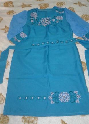 Плаття, вишиванки