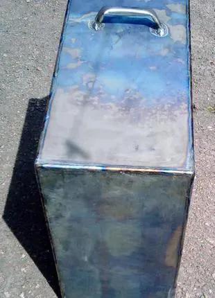 Титан Бак Емкость Резервуар 50х50х25 см 16 кг 60 литров