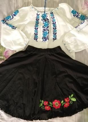 Хорошенькая юбка